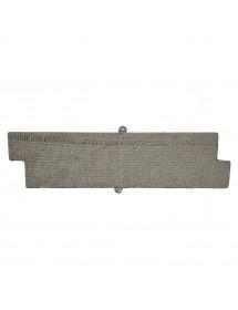 pierre de parement - plaquette de placage - agrafe