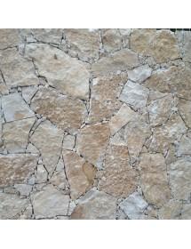 Parement Opus Calcaire automne