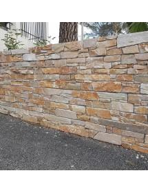 pierre de parement, mur en pierre