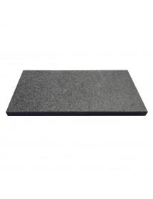 margelle basalt noir - margelle piscine noire