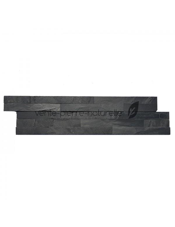panel ardoise noire - ardesia nera - plaquette parement