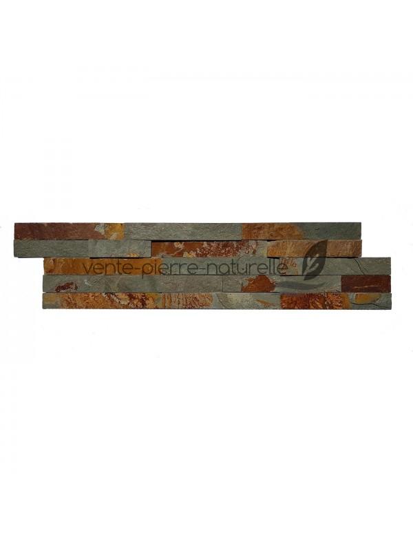 panel rusty slate - stonepanel - parement