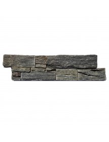 rockpanel grey quart - stonepanel - parement agrafe