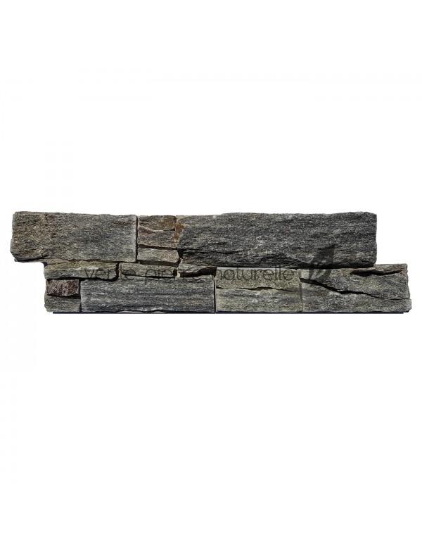 rockpanel grey quart - stonepanel - parement agrafe