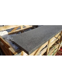 margelle de piscine granit New black