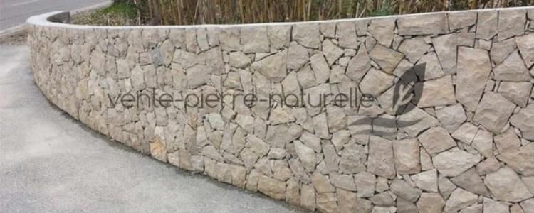 pierre naturelle de parement mural