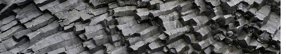 carrelage et vasque en basalte