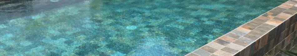 Carrelages de piscine