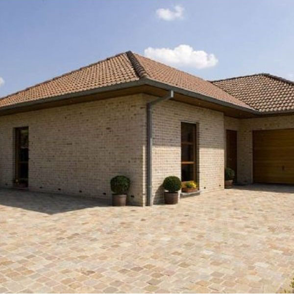 pavé kandla pierre naturelle sol exterieur maison